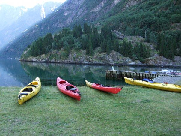 canoe norvege