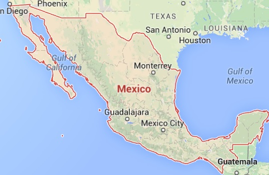 mexique plan