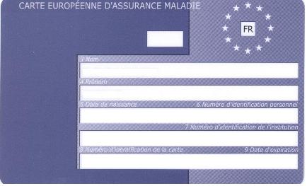 Carte-européenne-dassurance-maladie carte CEAM