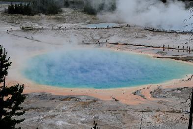 Que faire à Yellowstone?