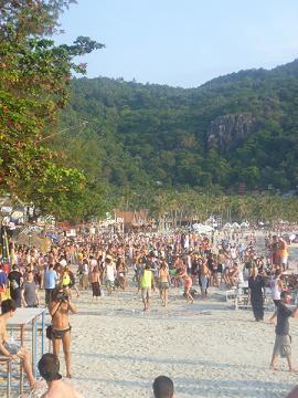 FULL MOON PARTY 2012 / 2013 Thailande