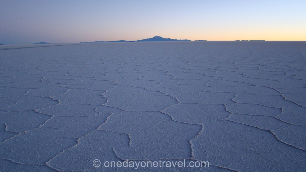 Désert de Sel Uyuni Bolivie