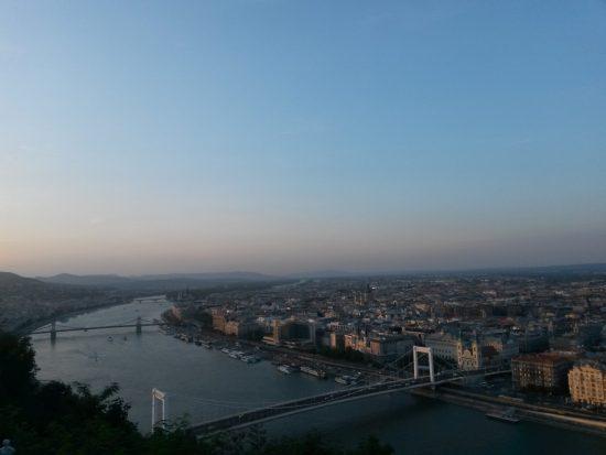 villes européennes à visiter Budapest