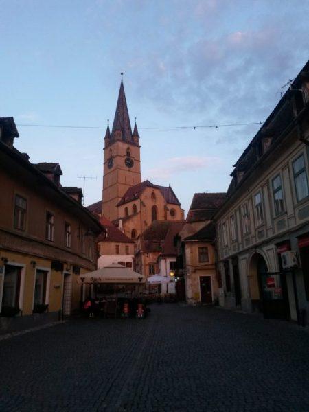 Visiter la Roumanie Sibiu